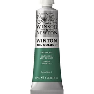 Winsor & Newton Winton Oil Colour 37mL Viridian Hue