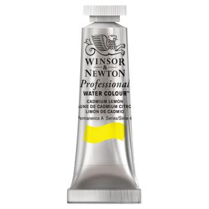 Winsor & Newton Prof. Watercolour 5mL Cadmium Lemon S4