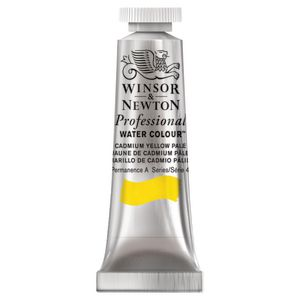 Winsor & Newton Prof. Watercolour 5mL Cadmium Yellow Pale S4