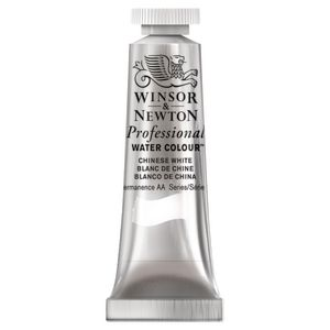 Winsor & Newton Prof. Watercolour 5mL Chinese White S1