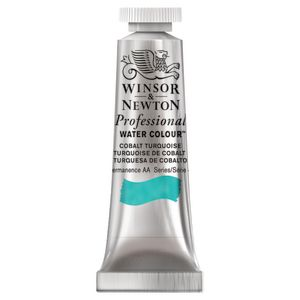 Winsor & Newton Prof. Watercolour 5mL Cobalt Turquoise S4