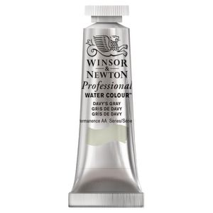 Winsor & Newton Prof. Watercolour 5mL Davys Grey S1