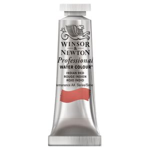 Winsor & Newton Prof. Watercolour 5mL Indian Red S1