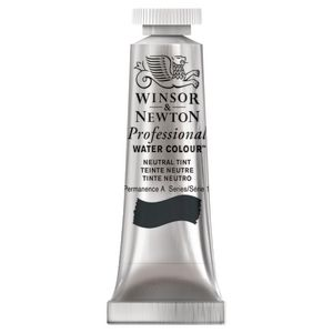Winsor & Newton Prof. Watercolour 5mL Neutral Tint S1