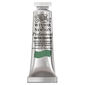 Winsor & Newton Prof. Watercolour 5mL Oxide Of Chrome S3