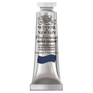 Winsor & Newton Prof. Watercolour 5mL Prussian Blue S1