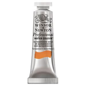 Winsor & Newton Prof. Watercolour 5mL Quinacridone Gold S3