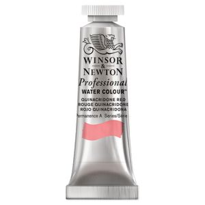 Winsor & Newton Prof. Watercolour 5mL Quinacridone Red S3