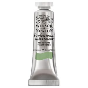 Winsor & Newton Prof. Watercolour 5mL Terre Verte S1