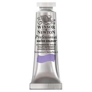 Winsor & Newton Prof. Watercolour 5mL Ultramarine Violet S2