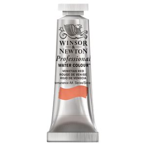 Winsor & Newton Prof. Watercolour 5mL Venetian Red S1