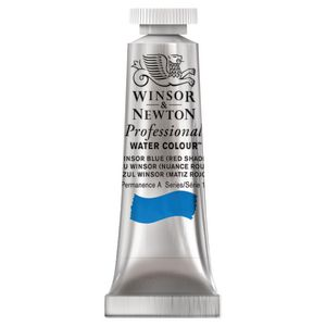 Winsor & Newton Prof. Watercolour 5mL Blue Red Shade S1