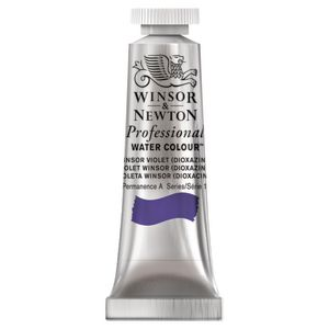 Winsor & Newton Prof. Watercolour 5mL Violet Dioxazine S1