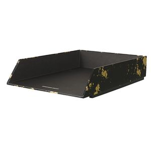 Jonathan Adler Document Tray Black