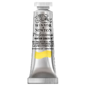 Winsor & Newton Prof. Watercolour 5mL Lemon Yellow Nickel S4