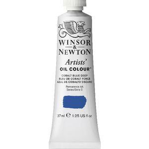 Winsor & Newton Artist Oil Colour 37mL Cobalt Blue Deep S6