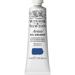 Winsor & Newton Artist Oil Colour 37mL Indanthrene Blue S5