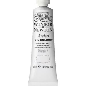 Winsor & Newton Artist Oil Colour 37mL Iridescent White S1