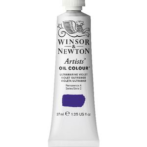 Winsor & Newton Artist Oil Colour 37mL Ultramarine Violet S3