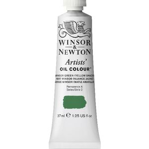 Winsor & Newton Artist Oil Colour 37mL Green Yellow S2