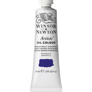 Winsor & Newton Artist Oil Colour 37mL Winsor Violet Diox S3