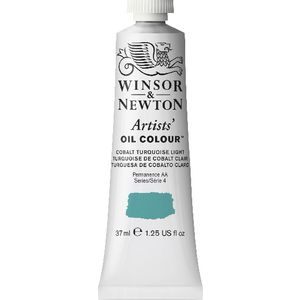 Winsor & Newton Artist Oil Colour 37mL Cobalt Turquoise L S5