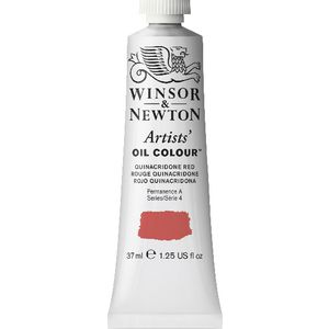Winsor & Newton Artist Oil Colour 37mL Quinacridone Red S5