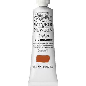Winsor & Newton Artist Oil Colour 37mL Transparent Red S1