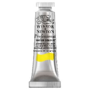 Winsor & Newton Prof. Watercolour 5mL Lemon Yellow Deep S2