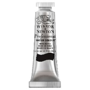 Winsor & Newton Prof. Watercolour 5mL Mars Black S1