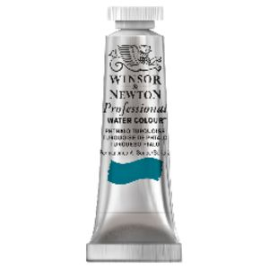 Winsor & Newton Prof. Watercolour 5mL Phthalo Turquoise S2