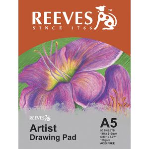 Reeves A5 Drawing Pad 50 Pages