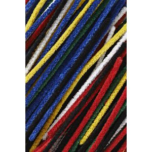Jasart 30cm Chenille Pipe Cleaners Assorted 150 Pack