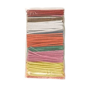 Jasart Cotton Pipe Cleaners Assorted 15cm 1000 Pack