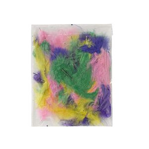 Jasart Feathers Small Assorted 50 Pack