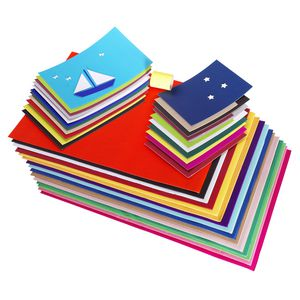 Jasart 100 x 380mm Corrugated Board Assorted Colours 50 Pack