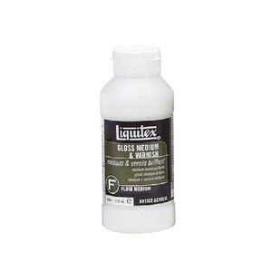 Liquitex Gloss Medium and Varnish 237mL