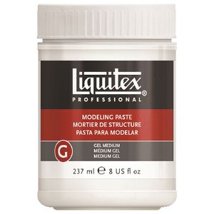 Liquitex Modelling Paste Gel Medium 237mL