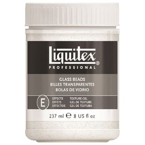 Liquietx Textured Effects Glass Beads Medium 237mL