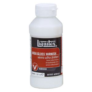 Liquitex High Gloss Varnish 237mL