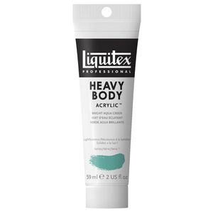 Liquitex Heavy Body Acrylic 59mL Bright Aqua Green