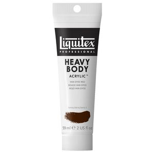 Liquitex Heavy Body Acrylic 59mL Van Dyke Red