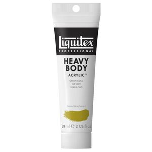 Liquitex Heavy Body Acrylic 59mL Green Gold