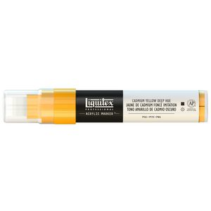 Liquitex Wide Paint Marker Cadmium Yellow Deep Hue