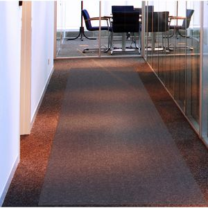Floortex Long and Strong Floor Protector Carpet 90cm x 5.5m