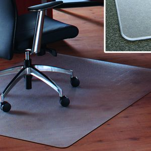 Floortex Megamat Chair Mat 115 x 150cm Rectangular at Officeworks in Campbellfield, VIC | Tuggl