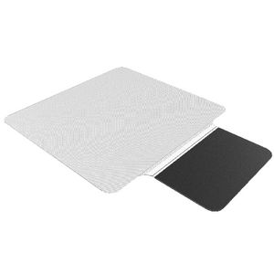 Jastek Sit Stand Keyshape 910x1340 Chair Mat at Officeworks in Campbellfield, VIC | Tuggl