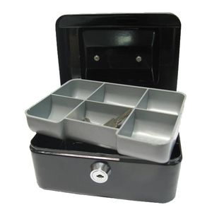 J.Burrows Cash Box Small
