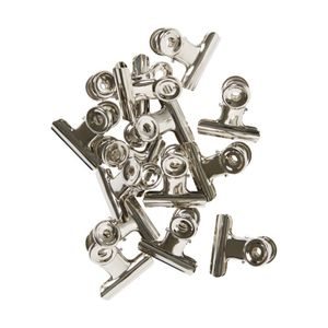 J.Burrows 30mm Letter Clips 35 Pack