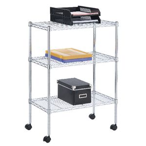 3 Tier Wire Shelving Unit